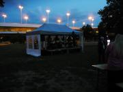 Afrikafest - Schwarzafrikaner terrorisieren Wohnpark Donaucity