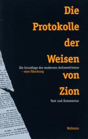 Die Protokolle der Weisen von Zion - von Jeffrey L. Sammons (Hrsg.)