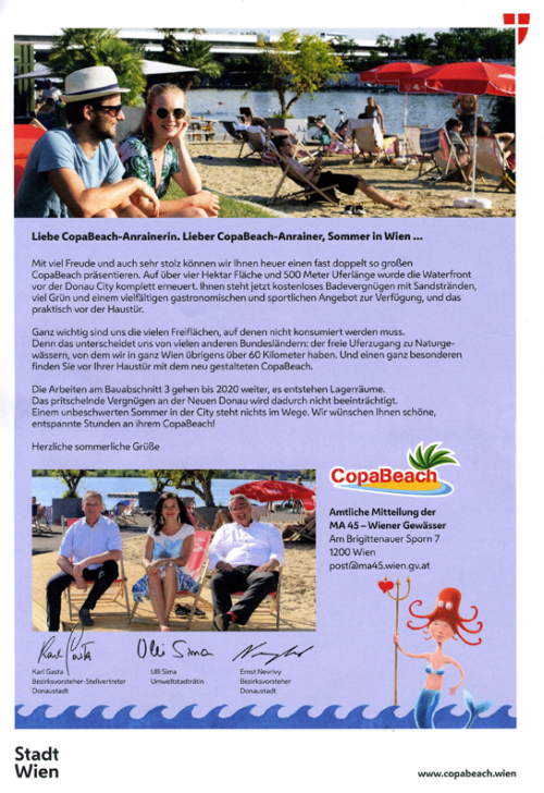 Copa Beach - Teil 3